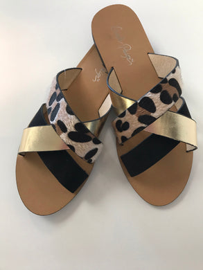 Cheetah Print Slides