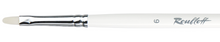 Load image into Gallery viewer, Brush Roubloff white synthetic oval long handle