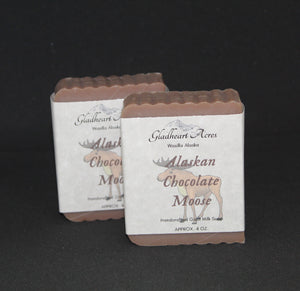 Alaskan Chocolate Moose Soap