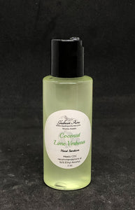 Coconut Lime Verbena Hand Sanitizer