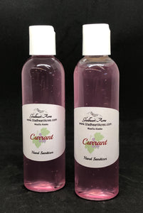 Currant Hand Sanitizer
