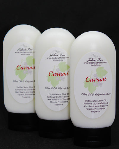 Currant Lotion