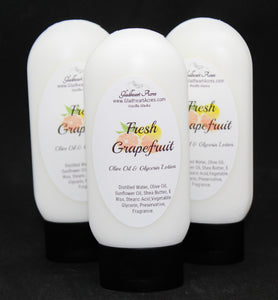 Fresh Grapefruit Lotion