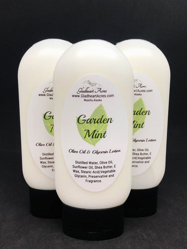 Garden Mint Lotion