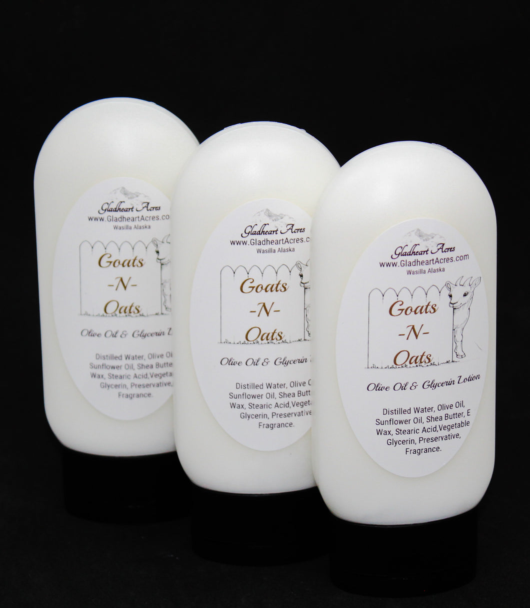 Goats & Oats Lotion