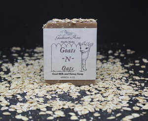 Goats & Oats Soap