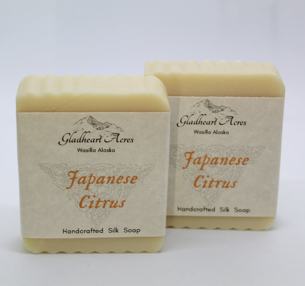 Japanese Citrus Soap