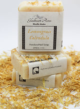 Load image into Gallery viewer, Lemongrass Calendula Soap