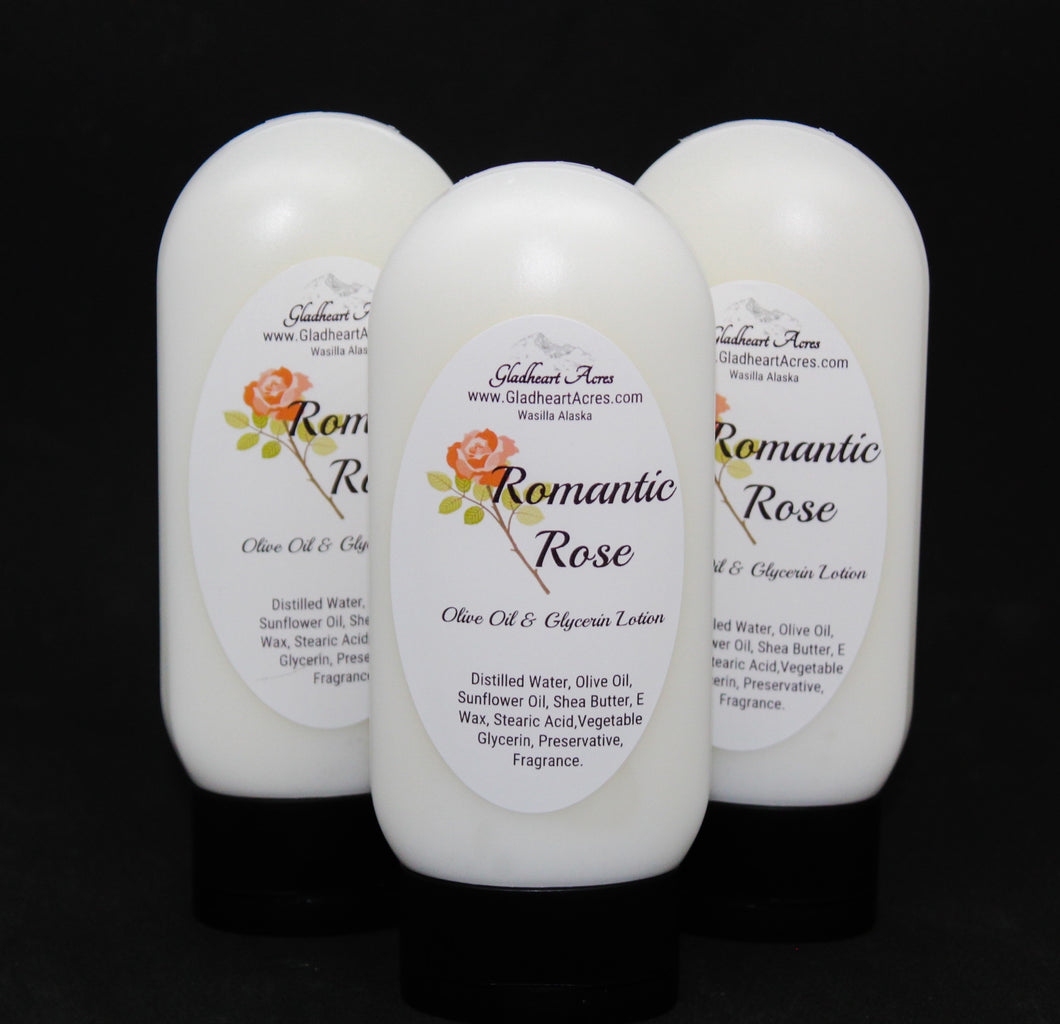 Romantic Rose Lotion