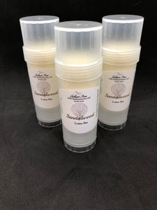 Sandalwood Lotion Bar