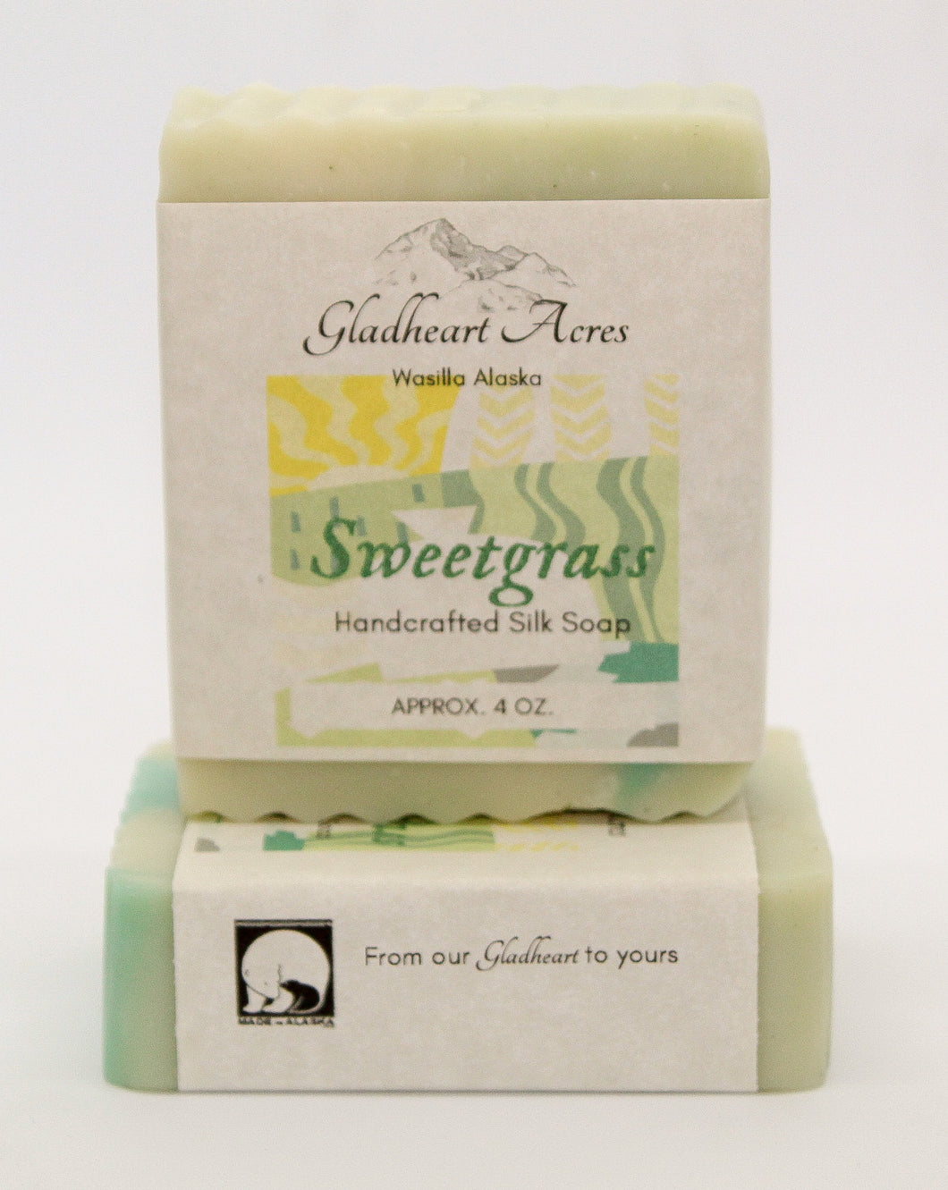 Sweetgrass Soap