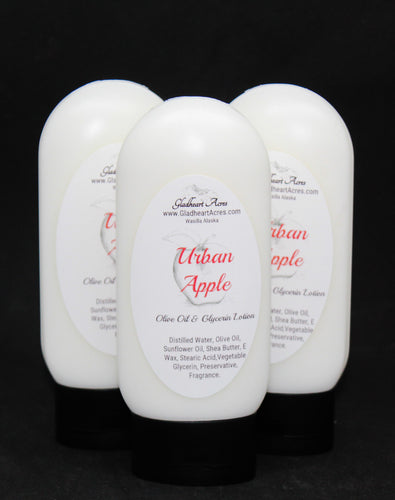 Urban Apple Lotion