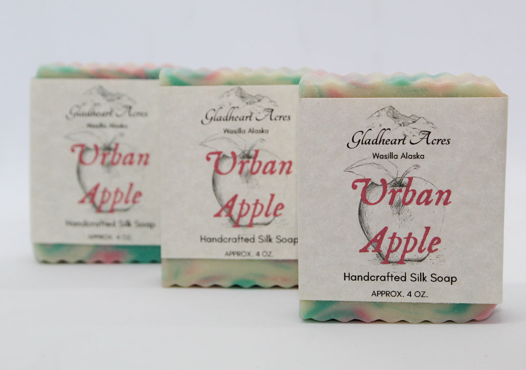 Urban Apple Soap