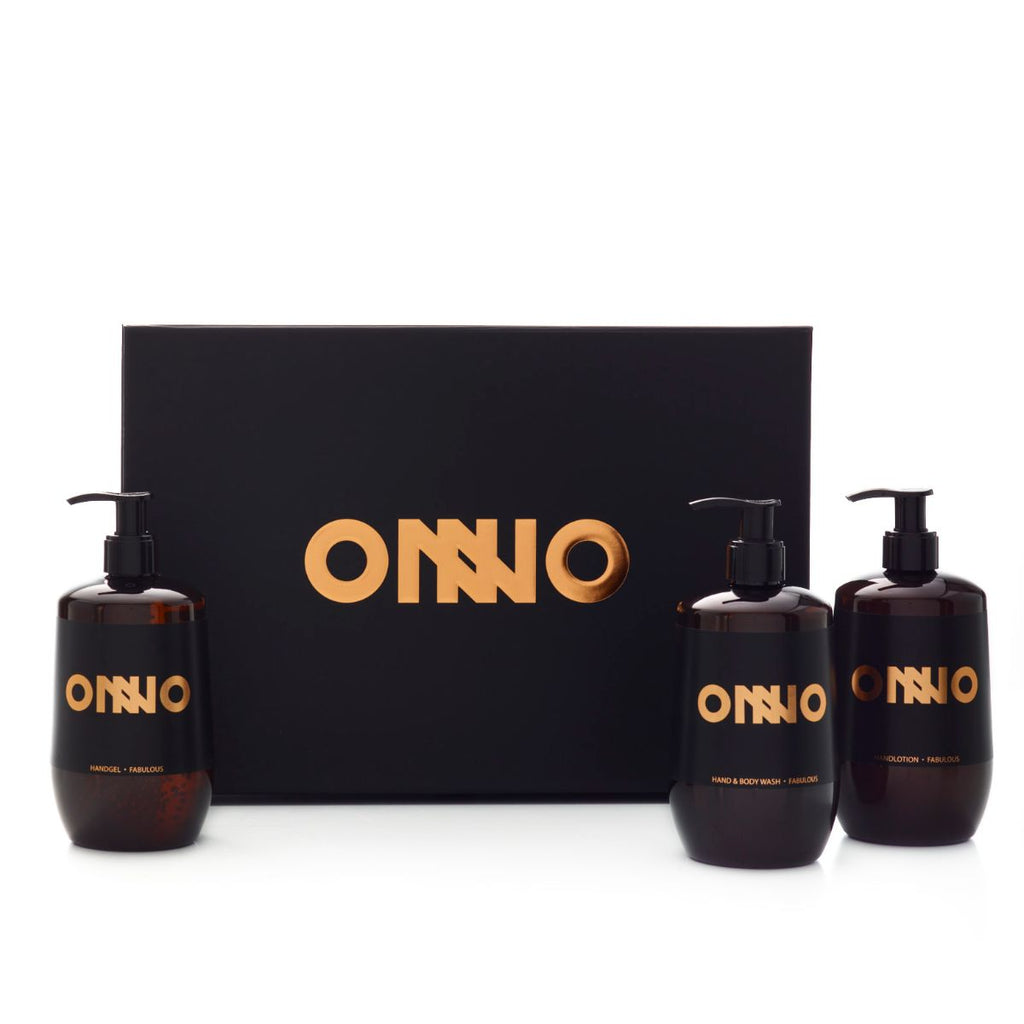 Onno Hand & Body Care collectie Fabulous
