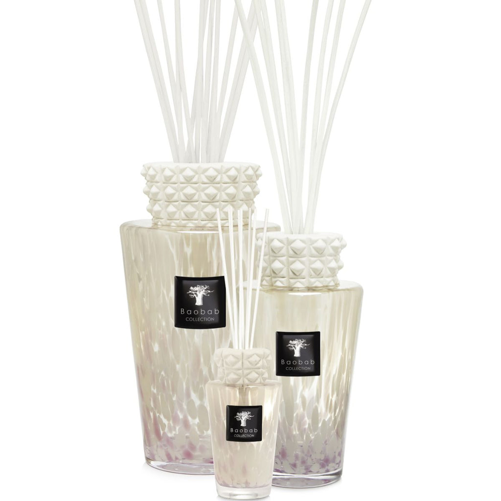 Baobab Diffuser - White Pearls