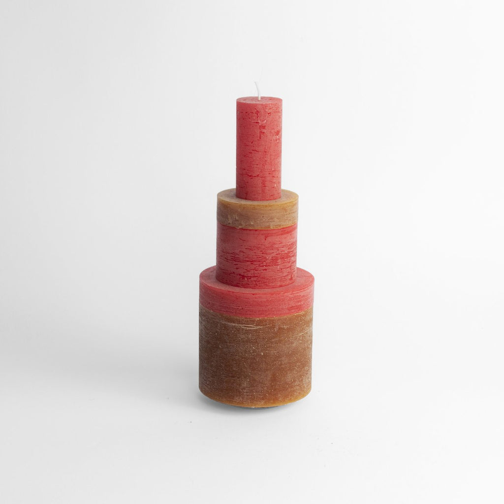 Candl Stacks stack 4 - Red