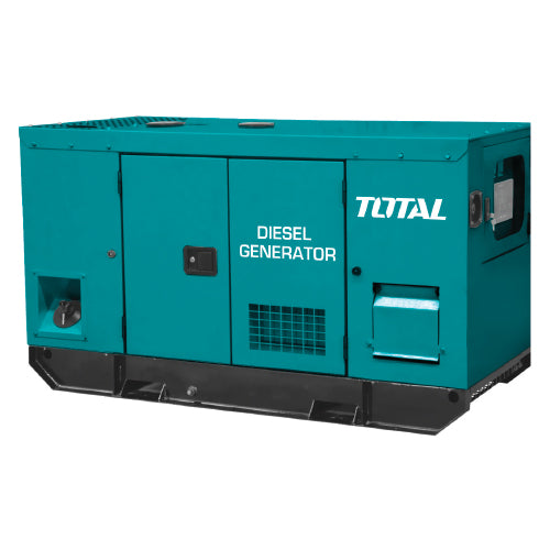 Generador Diesel Rated: 15Kw, Super Silencioso Rated: 15Kw. Max 20Kw. 110/220 60Htzmonofasico. Motor