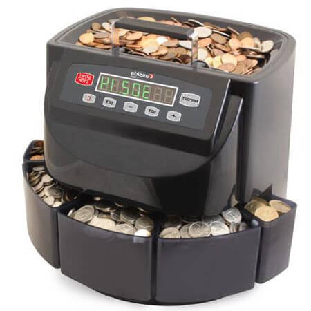 Cassida C200 Coin Counter