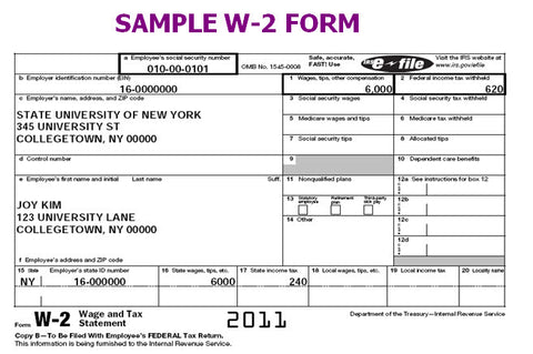 W2 Instructions How to read and fill out a W2 Form