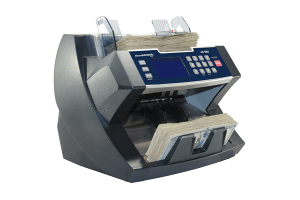 Accubanker Bank Grade Value Extension Bill Counter AB5800