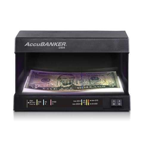 AccuBanker D-63 Counterfeit Detector