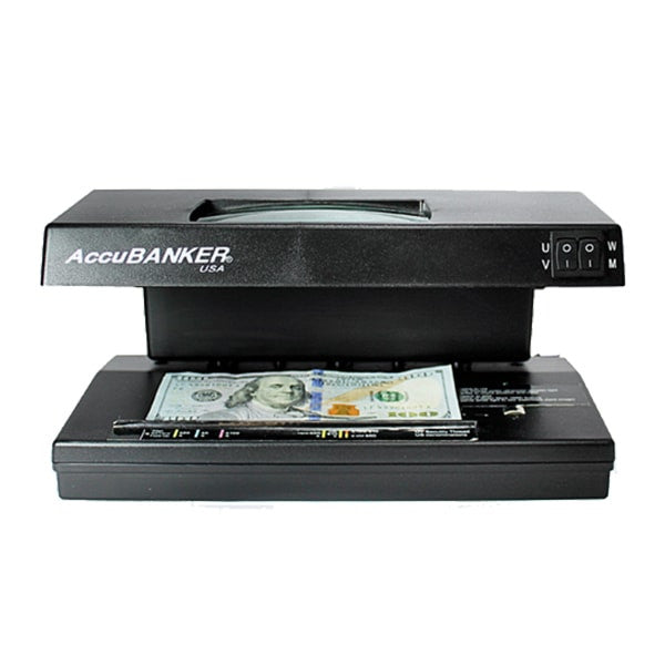 AccuBanker D-66 Counterfeit Detector