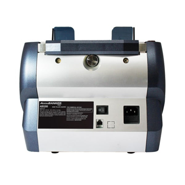 AccuGuard AB5200 Bill Counter with Dust Cover