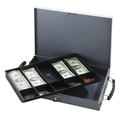 Buddy Products Paymaster Cash Box