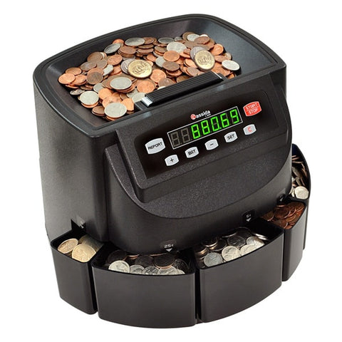 Cassida C200 Coin Counter / Sorter / Wrapper