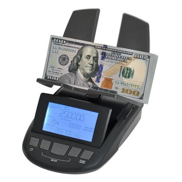Cassida Till Tally (Elite Model) Money Counting Scale