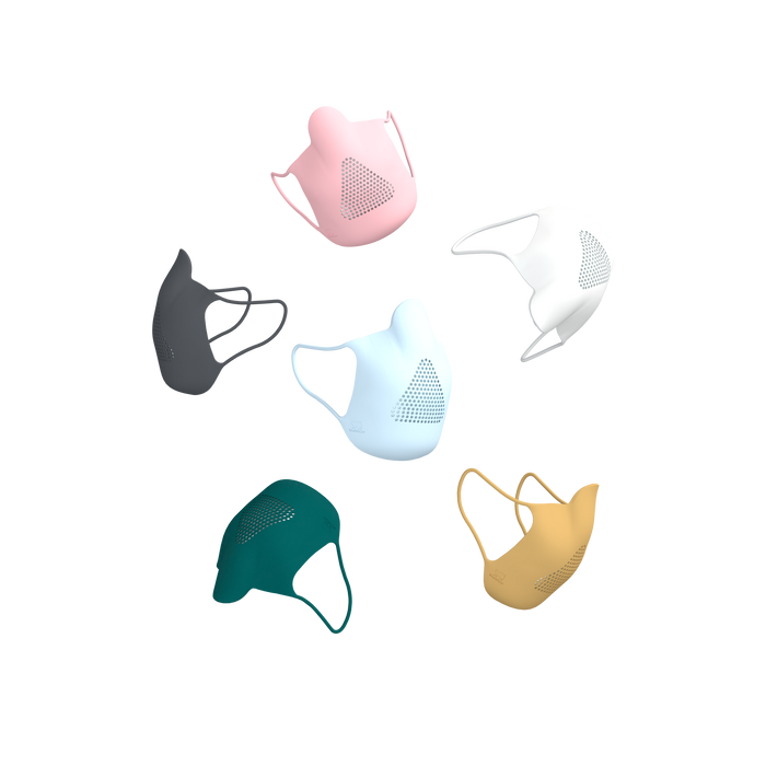 Rawrycat Mask in Six Colors