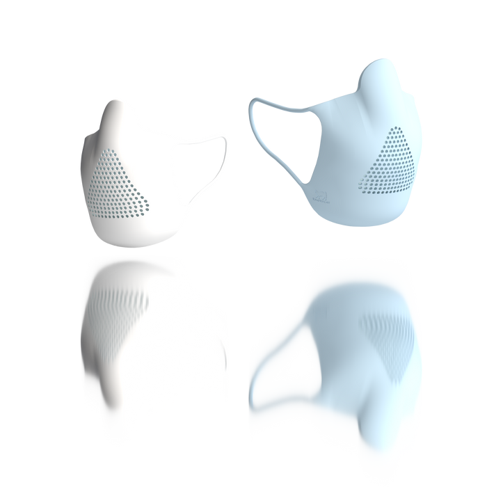 Rawrycat Mask in Adult and Kids Sizes