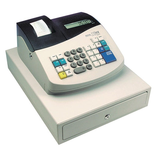 Royal 115CX Portable Cash Management System