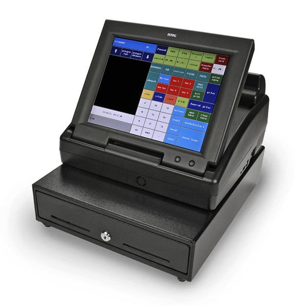 Royal TS1200MW Touch Screen LCD Cash Register
