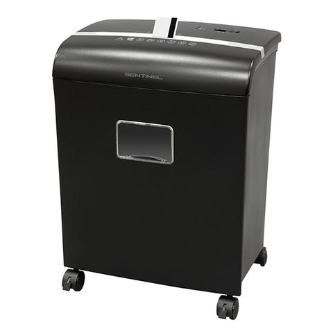 Sentinel Micro-Cut Paper / Credit Card Shredder (10 Sheet)