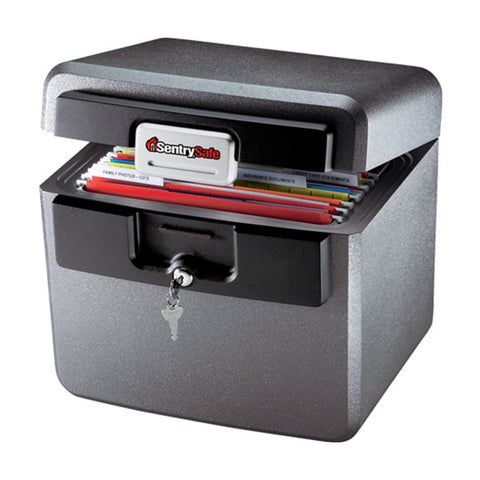 SentrySafe HD4100 Fire Resistant Waterproof File Safe