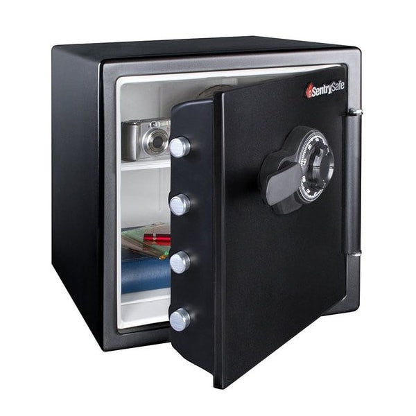 SentrySafe SFW123CS Combination Fire, Water & Impact Resistant Big Bolt Safe