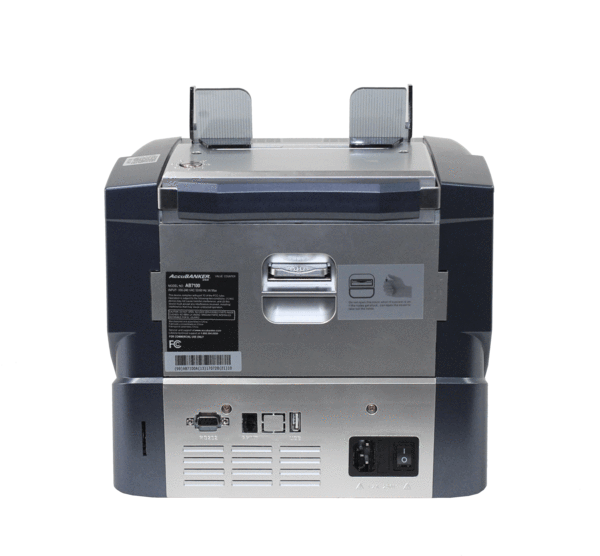 Mixed Bill Value Counter AB7100 (Bill Counter/Counterfeit Detector)