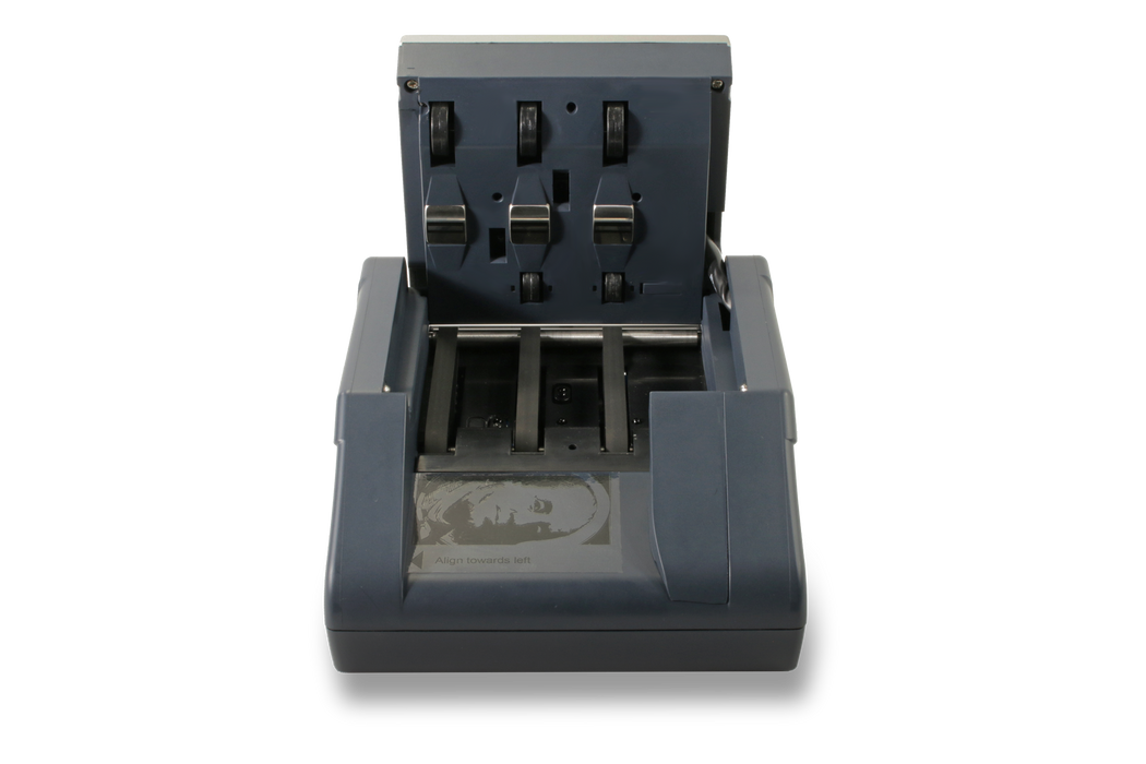 Accubanker D585 Multi-Scanix Counterfeit Bill Detector (Detects USD, EUR, GBP)