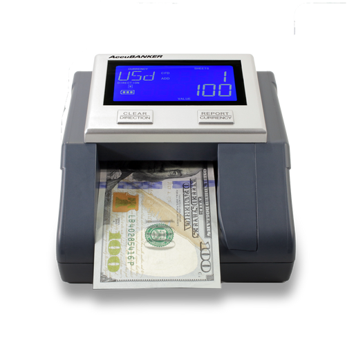 accubanker d585 counterfeit detector