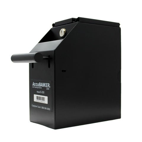 accubanker retail dropsafe s200
