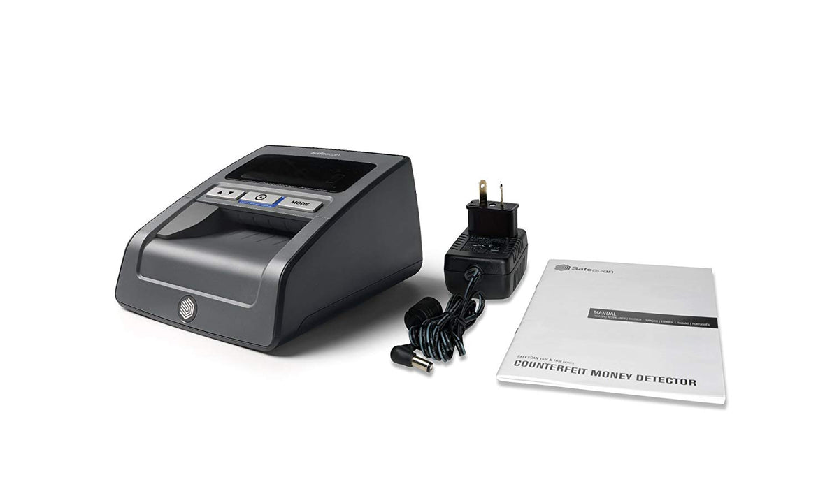 Safescan 185-S, Multi Direction Counterfeit Bill Detector