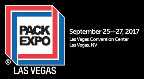 PACK EXPO LAS VEGAS – SEP. 25-27, 2017
