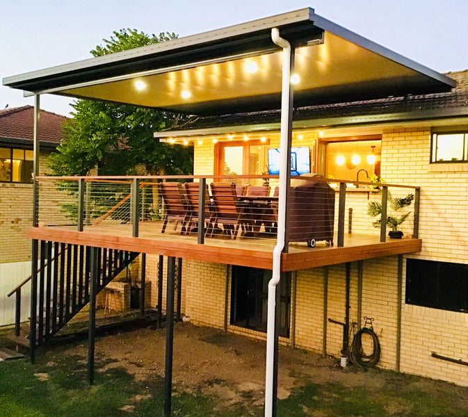 Flyover Roof and Deck Kit from SMARTKITS AUSTRALIA
