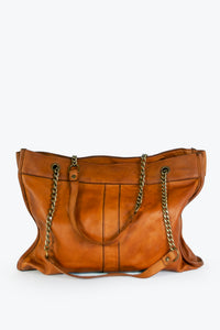 Bolso maxi leather