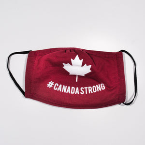 #CanadaStrong Face Mask