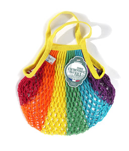 Filt French Market Tote Bag Small in Rainbow (Set of 2)