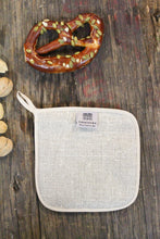 Load image into Gallery viewer, Thieffry Bagatelle Linen Pot Holder