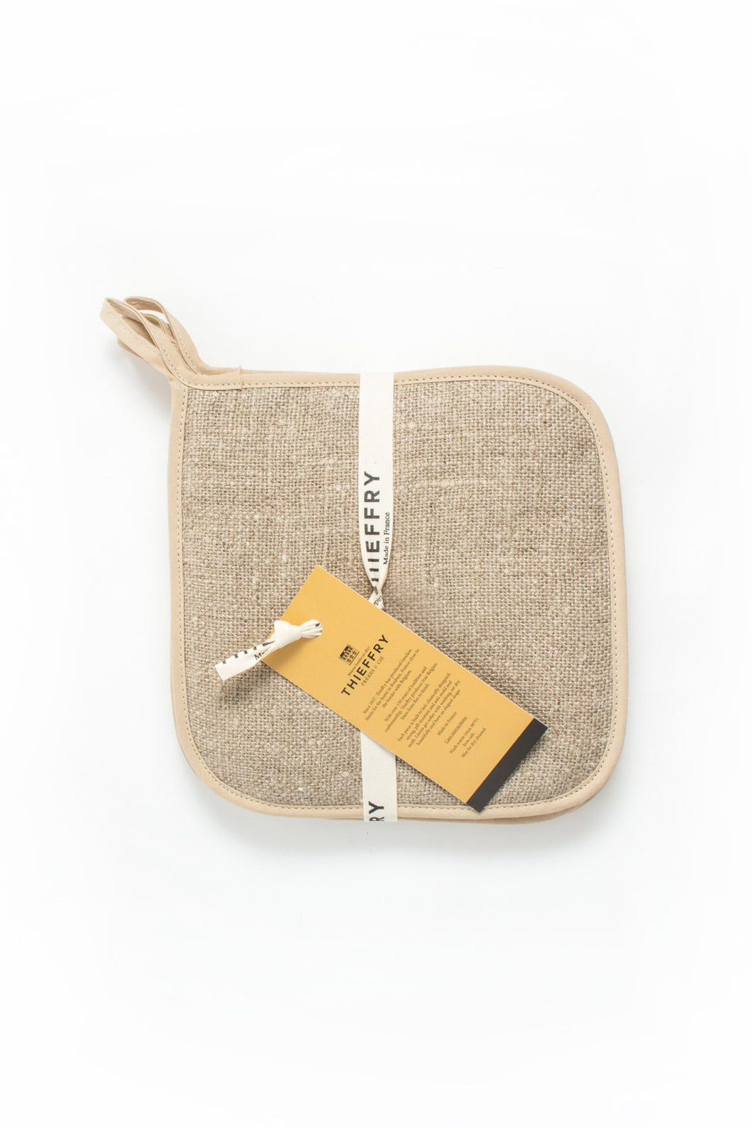 Thieffry Bagatelle Linen Pot Holder