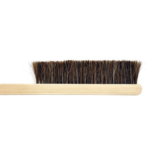 Andrée Jardin Tradition Long Hand Brush Beech Wood and Pure Horsehair